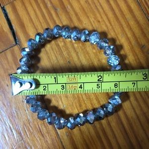 Vintage Jewelry - Bundle of 6 Stretch Bracelets